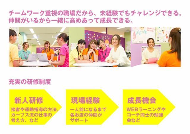 【福井市】Curves福井田原町の画像・写真